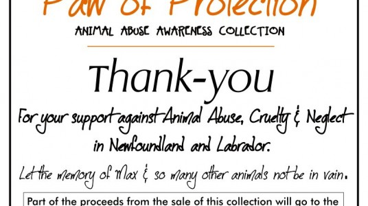 Paw of Protection Campaign