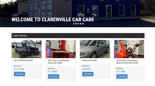 Clarenville Car Care