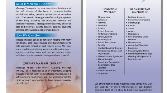 Massage Kneads