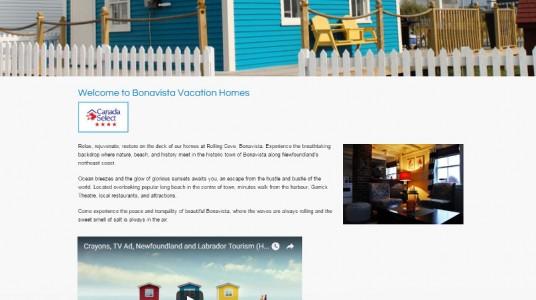 Bonavista Vacation Homes