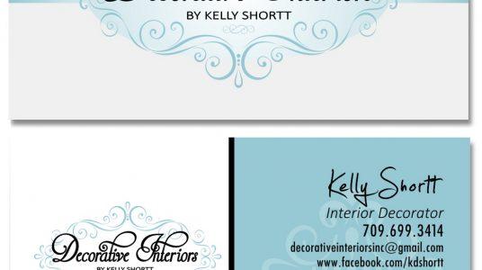 Decorative Interiors by Kelly Shortt