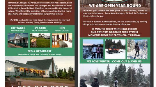 Terra Nova Cottages, RV Park & Conference Centre