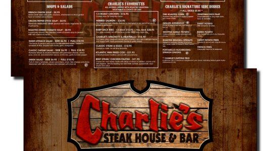 Charlie's Steak House & Bar