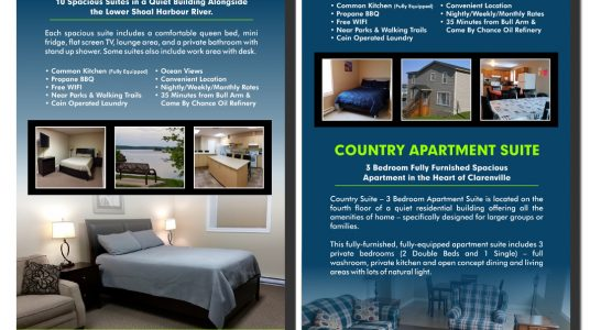 Clarenville Rooms & Suites